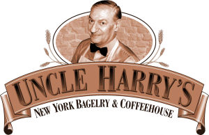 Uncle Harry's New York Bagelry Logo