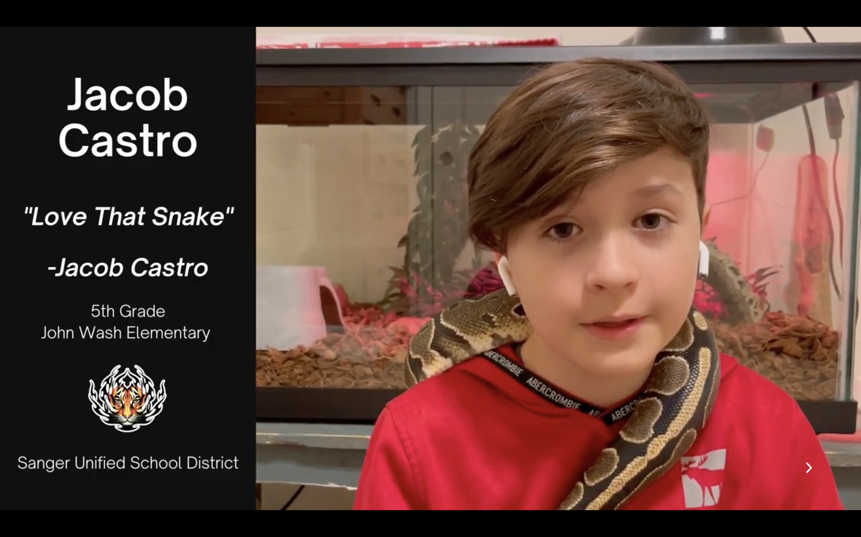 """Love That Snake"""